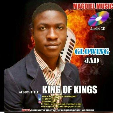 Download Songs by Glowing Jad | GOSPEL WIND TV